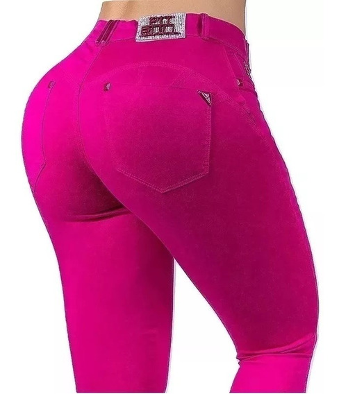 Calça Pitbull Pit Bull Jeans Feminina Original C/ Bojo