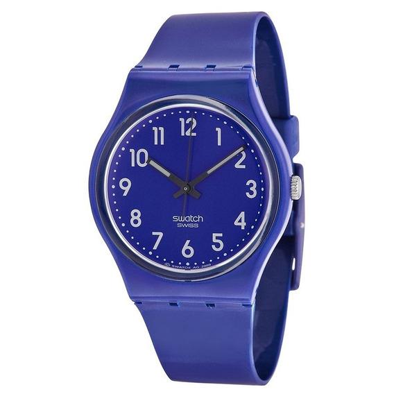 Relógio Swatch Up-wind Azul Gn230