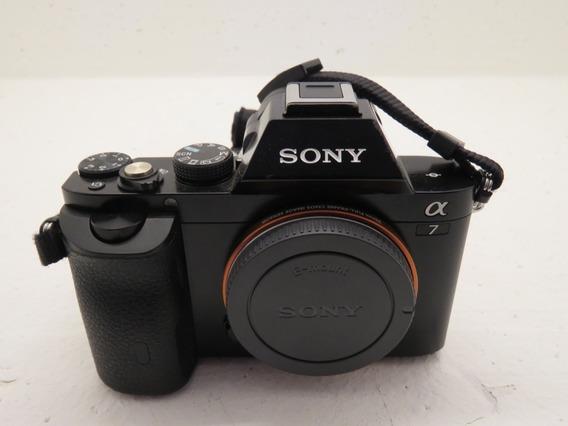 Camera Sony A7 + Bolsa + 16gb + 2 Baterias!!