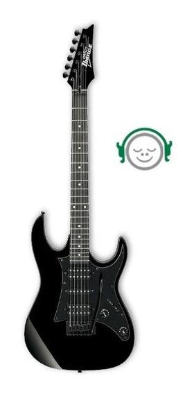 Guitarra Ibanez Grx 55 B Bkn - Mg Som