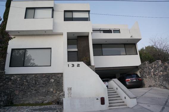 Casa Con Vista Al Lago En Villas Del Mesón, Juriquilla