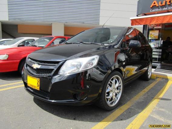 Chevrolet Sail Ls 1.4 Mt
