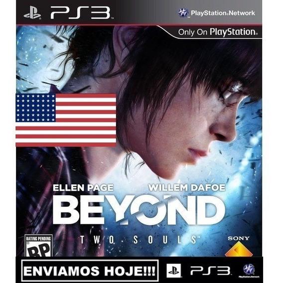 Beyond Two Souls Ingles! Psn Receba Hoje !! Jogos Ps3