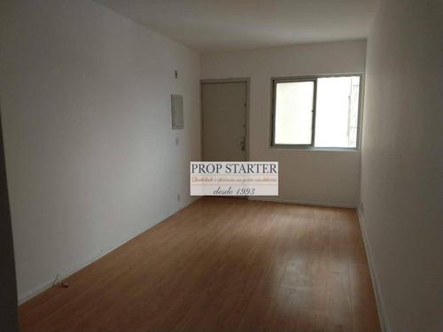 Imagem 1 de 13 de Apartamento Com 2 Dormitórios Para Alugar, 54 M² Por R$ 1.700,00/mês - Butantã - São Paulo/sp - Ap0681