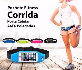 Bolsa Cinturón Porta Llaves Y Celures Academia Fitnees
