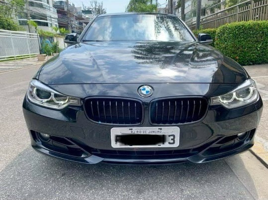 Vendo Bmw 320i Ano 2015 Blindada