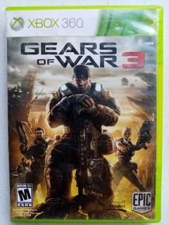 Gears Of War 3 Para Xbox 360 Y Xbox One