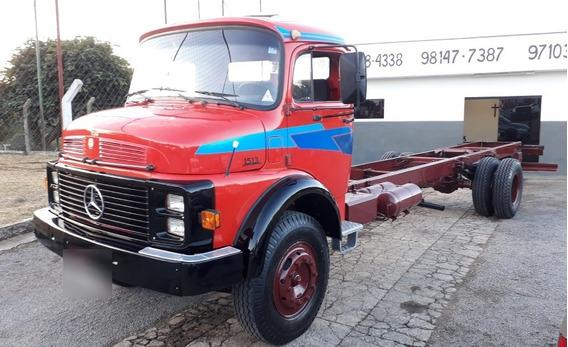 Mercedes-benz 1513 Toco Ano 1984