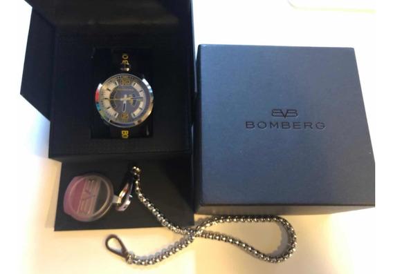 Bomberg Reloj Bolt-68 Gmt
