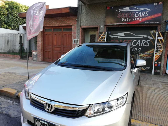 Honda Civic 1.8 Exs At 140cv 2014