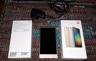 Xiaomi Redmi 3 4g Global Version 3gb Ram 32gb - Leer