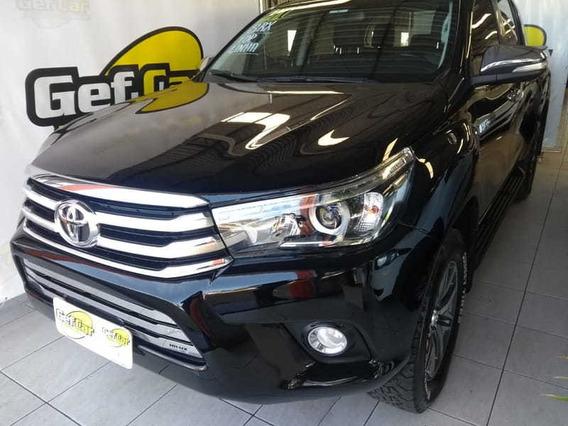 Toyota Hilux 2.8 Srx 4x4 Cd 16v Diesel 4p Aut