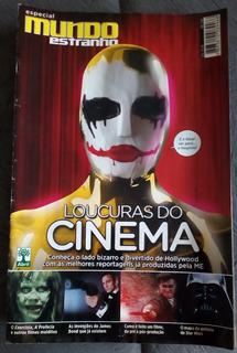 Revista Mundo Estranho Loucuras Do Cinema Star Wars Exorcist