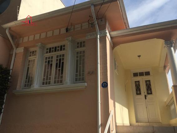 Casa A Venda No Bairro Centro Em Jundiaí - Sp. - 3102-1