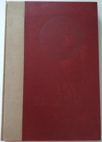 Grande Atlas Mundial Readers Digest 1967