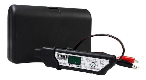 Caneta Voltímetro, Ms E Polaridade (digital) Ka076 - Kitest