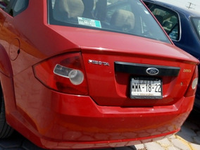 Ford Fiesta 1.6 Trend 5vel Aa Ee Sedan Comfort Mt 2009