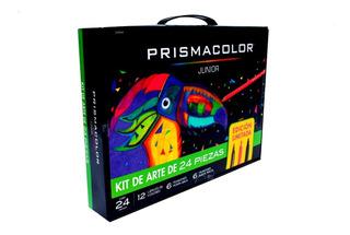 Kit De Arte Prismacolor Junior Edición Limitada