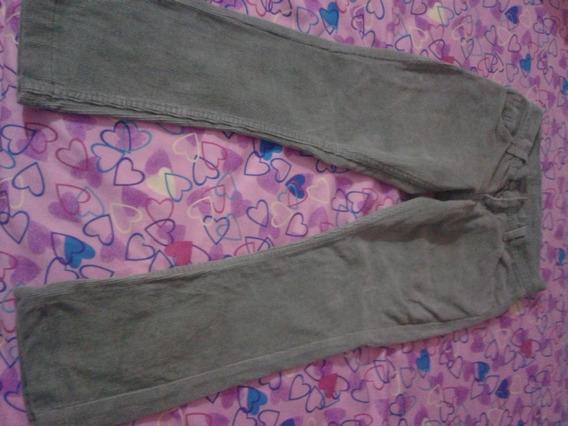 Pantalon De Pana Levis Original Talla 25 (niña)