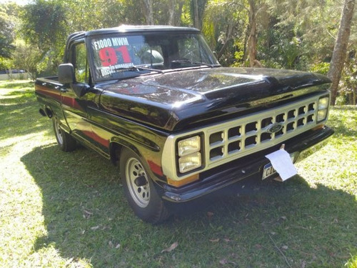 Ford F-1000 Super Série 4x2 Cabine Simples 3.9 Turb..cie0541