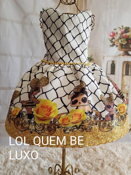 Vestido Lol Queen Bee