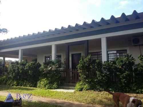 Chácara Com 3 Dormitórios  - Chácara Ondas Verdes - Cotia/sp - Ch0026