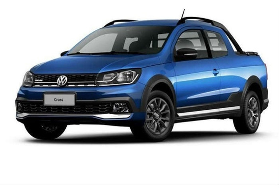 Volkswagen Saveiro Cross Cabina Doble My21 Romera Hnos