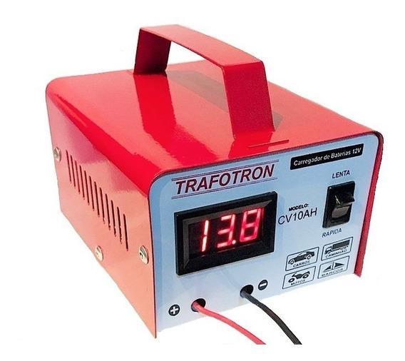 Carregador Portatil Para Bateria 12v Até 300amperes Cv10