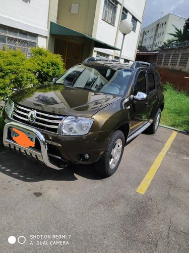 Imagem 1 de 6 de Renault Duster 2012 1.6 16v Dynamique Hi-flex 5p