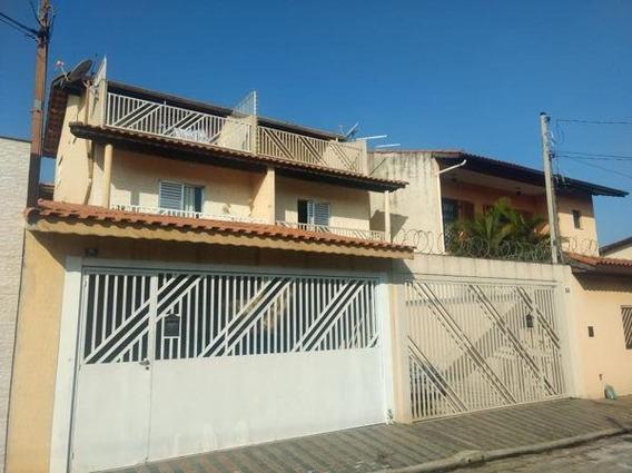 Sobrado Com 4 Dormitórios À Venda, 250 M² Por R$ 750.000 - Jardim Santa Clara - Guarulhos/sp - So0138