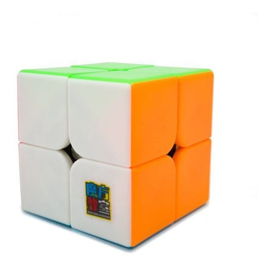 Cubo Magico 2x2 Stickerless