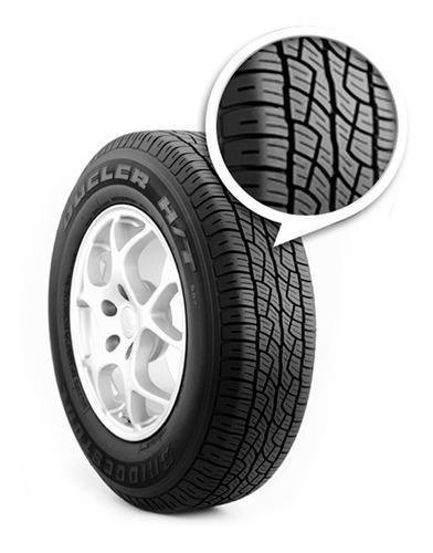 Llanta Nissan Xtrail Sense 225/65r17 101h Bridgestone Dueler