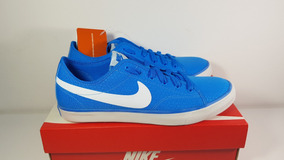 Tênis Primo Court Canvas Azul Casual