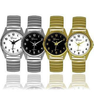 Reloj Geneva Para Hombre Ak38011, Pulso Elástico
