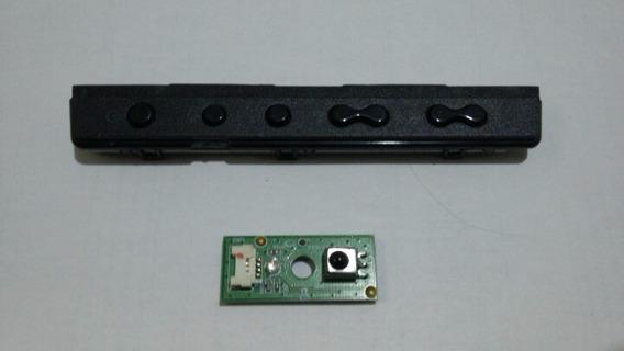 Teclado Sensor Tv Philips 231te4l