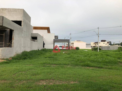 Terreno Residencial À Venda, Condomínio Morada Do Visconde, Taubaté. - Te0265