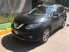 Nissan X-trail 2017 Piel, Qcc, 5p, Unico Dueño, Factura Agen