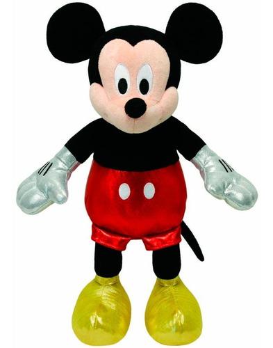 Pelúcia  Mickey Mouse Ty Infantil 19cm Fofinho