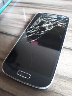 Celular Samsung Galaxy S4 Sucata