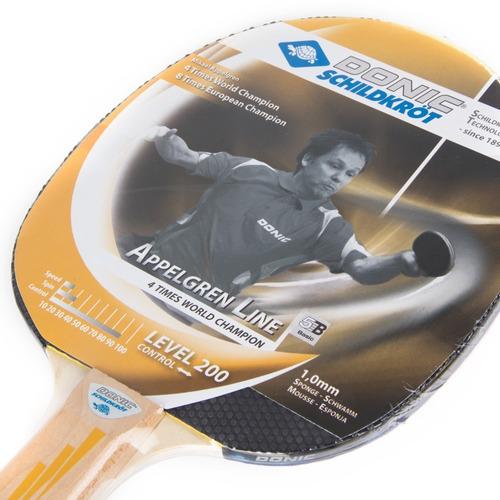 Paleta Ping Pong Donic Appelgren Line 200  Baires Deportes