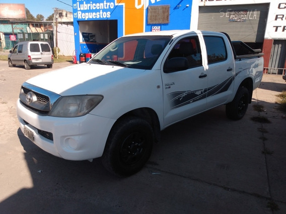Toyota Hilux 2.5 Dx Cab Doble 4x2 (2009) 2009