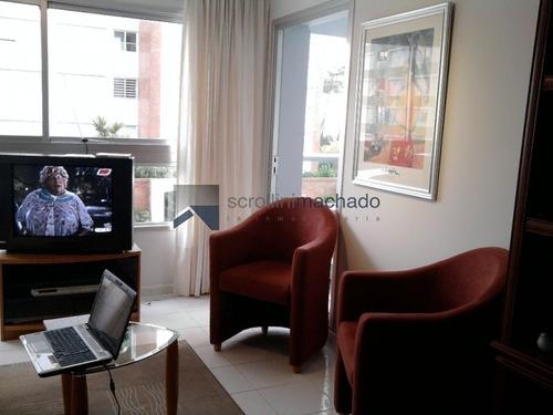 Apartamento En Venta Y Alquiler Temporario Mansa 1 Dormitorio-ref:438