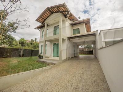 Casa Fortaleza Alta, Loteamento Piske, Contendo 04 Dormitórios,sendo Uma Suíte, Sala, Cozinha, Ampla Área De Festas. - 3577550
