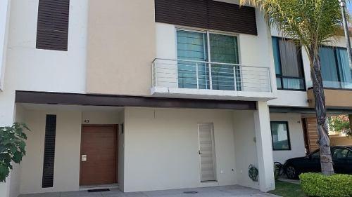 Casa En Renta Coto Altamira Al Lado De Solares Zapopan