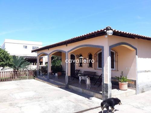 Casa Com 3 Dormitórios - Barra De Maricá - Maricá/rj - Ca3491