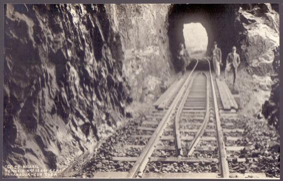 Túneis - Paranaguá - Curitiba - Arthur Wischral - 07081932