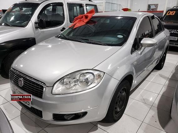 Fiat Linea 1.9 Hlx 2010 - Aceito Troca Por Utililitario