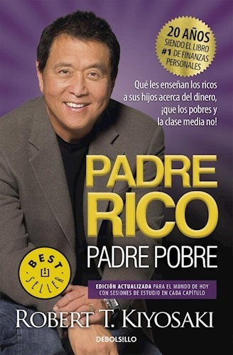 Libro Padre Rico , Padre Pobre ( 20 A¤os ) De Robert T. Kiyo
