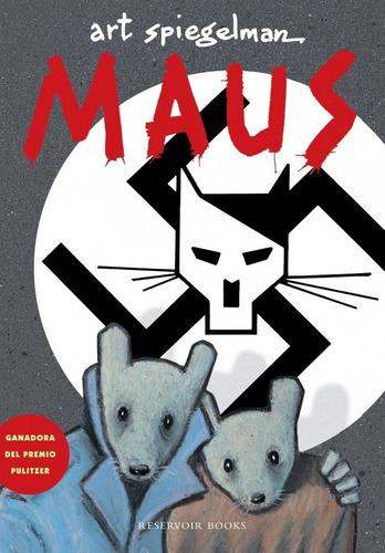 Imagen 1 de 2 de Libro Maus - Spiegelman Art
