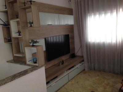 Casa Em Vila São Jorge, São Vicente/sp De 100m² 3 Quartos À Venda Por R$ 371.000,00 - Ca221924
